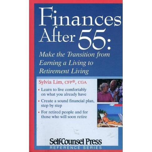 Finances After 55 - (Reference) by  Sylvia Lim (Paperback) - image 1 of 1