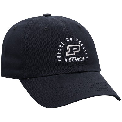 NCAA Purdue Boilermakers Men's Garment Washed Relaxed Fit Hat