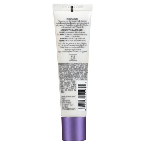 Loreal Paris Magic Skin Beautifier Bb Cream Target