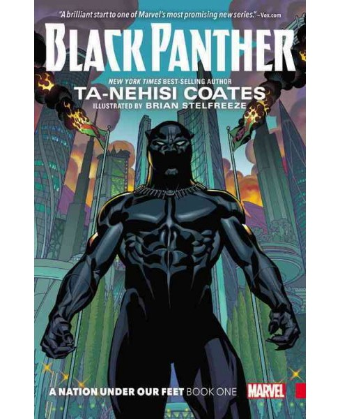 Black Panther 1 : A Nation Under Our Feet (Paperback) (Ta-Nehisi Coates) - image 1 of 1