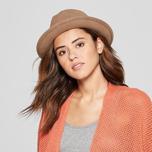 064276e151d Women s Panama Hat - Universal Thread™ Tan   Target
