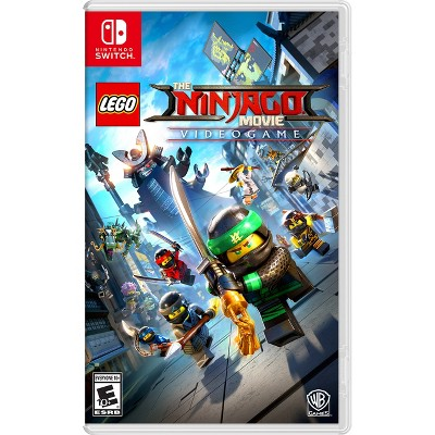 Lego The Ninjago Movie Video Game Nintendo Switch Target