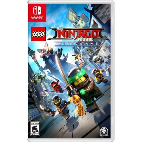 LEGO The Ninjago Movie Video Game - Nintendo Switch - image 1 of 1