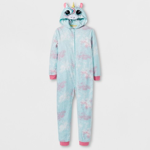 Cat Sleeper Onesie Girl