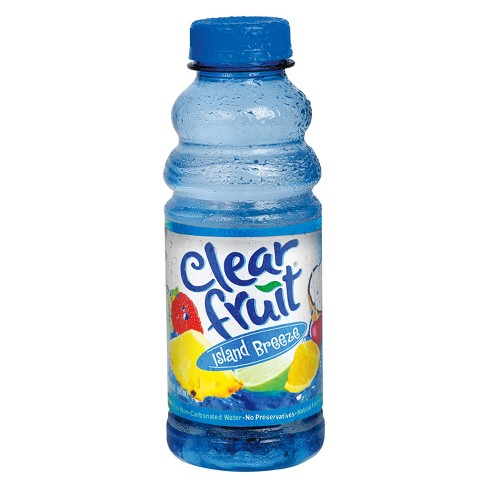 Clearfruit Island Breeze Flavored Water - 20 fl oz Bottle - image 1 of 1