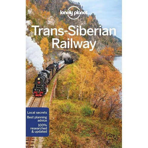 Lonely Planet Trans-Siberian Railway - (Travel Guide) 6 Edition (Paperback) - image 1 of 1