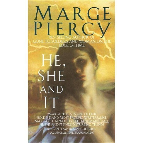 He, She and It - by  Marge Piercy (Paperback) - image 1 of 1