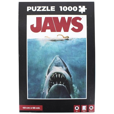 SD Toys Jaws Movie Poster 1000 Piece Jigsaw Puzzle