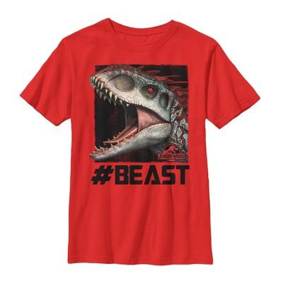 Boy's Jurassic World Indominus Rex Beast T-Shirt