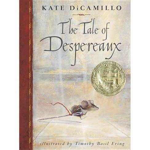 The Tale of Despereaux - by  Kate DiCamillo (Hardcover) - image 1 of 1