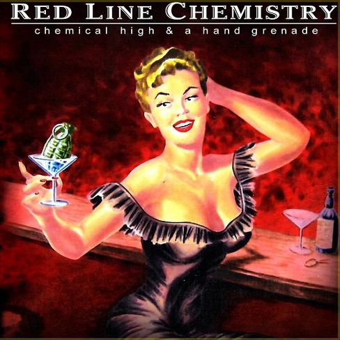 Red line chemistry - Chemical high & a hand grenade (CD) - image 1 of 1