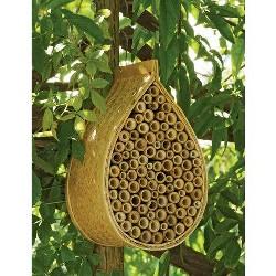 Mason Bee House - Gardener's Supply Company