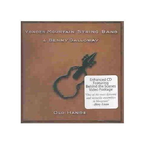 Yonder Mountain String Band - Old Hands (CD) - image 1 of 1