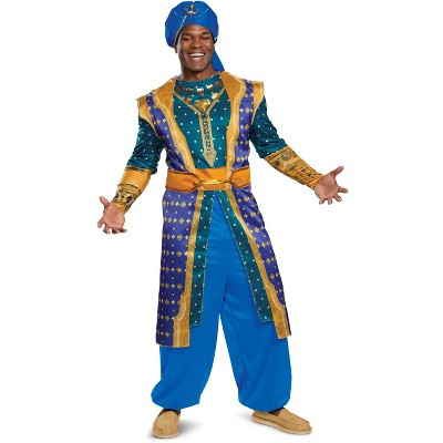 Aladdin Genie Deluxe Adult Costume