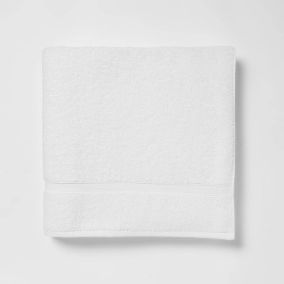 Soft Solid Bath Sheet White - Opalhouse™