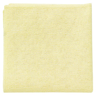 Rubbermaid 24pk Cleaning Cloths - Yellow