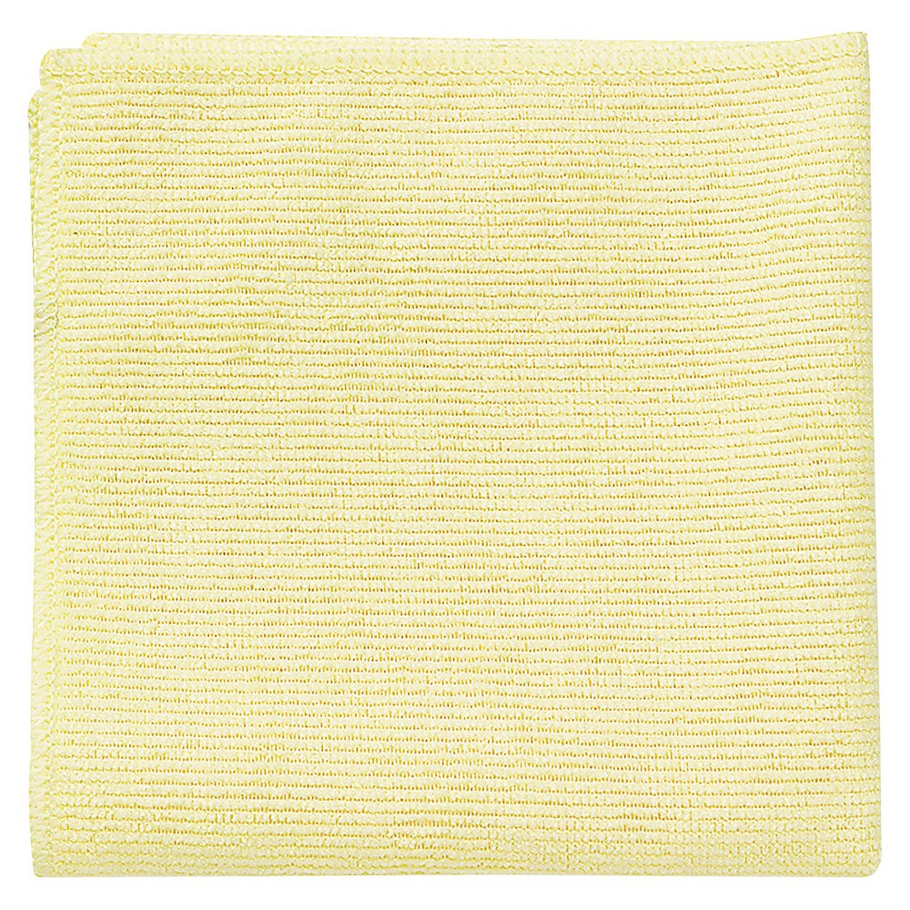 Image of Rubbermaid 24pk Cleaning Cloths - Yellow