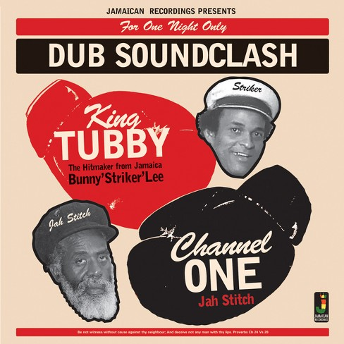 King tubby - Dub soundclash (CD) - image 1 of 1
