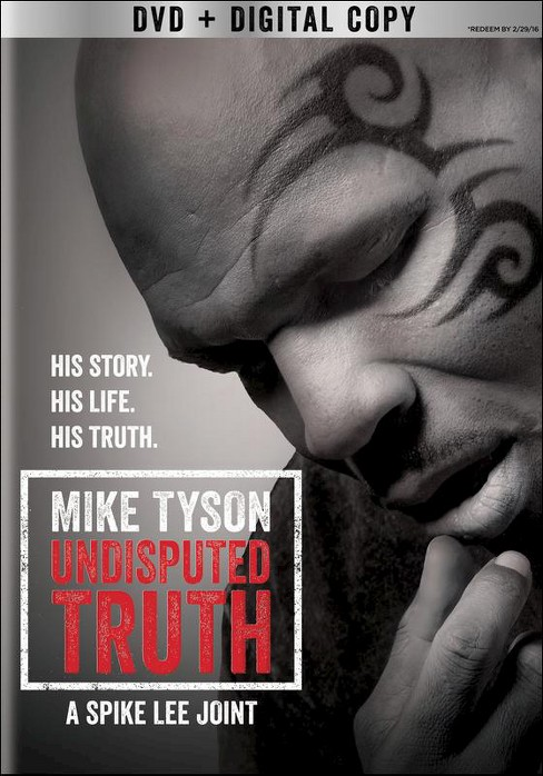 Mike tyson:Undisputed truth (DVD) - image 1 of 1