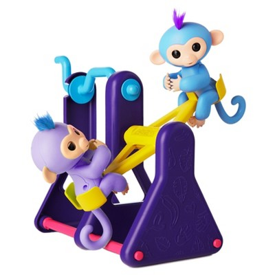 Fingerlings Monkey Target