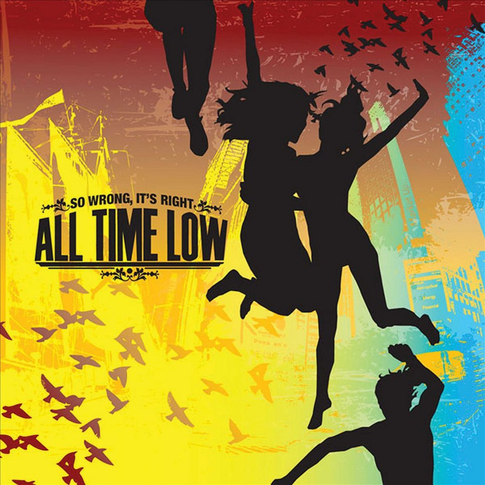All Time Low - So Wrong It's Right (Vinyl)