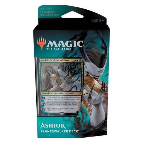 2020 Magic: The Gathering Theros Beyond Death Planeswalker Ashiok Deck - image 1 of 4