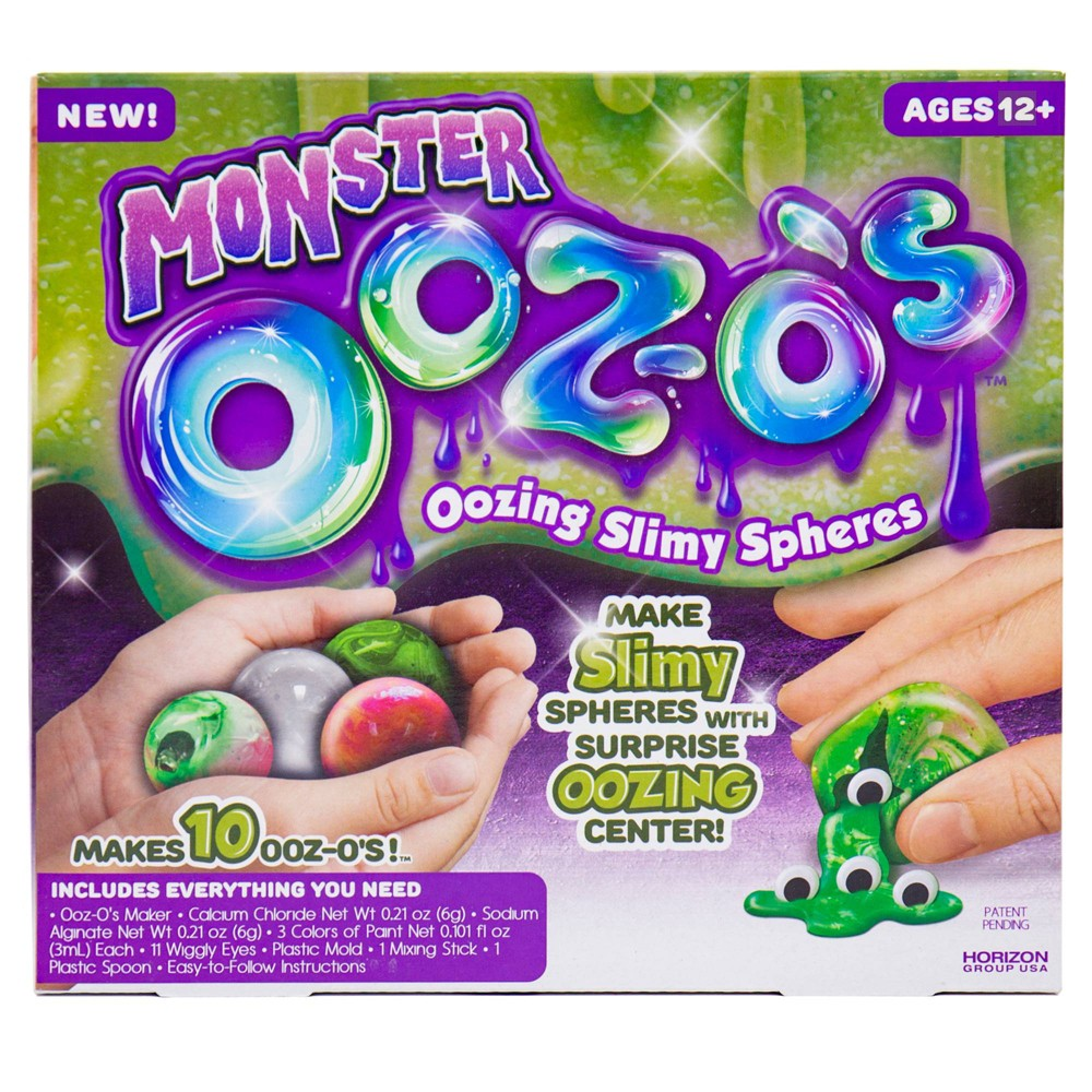 Image of Ooz-o's Monster Oozing Slimy Spheres