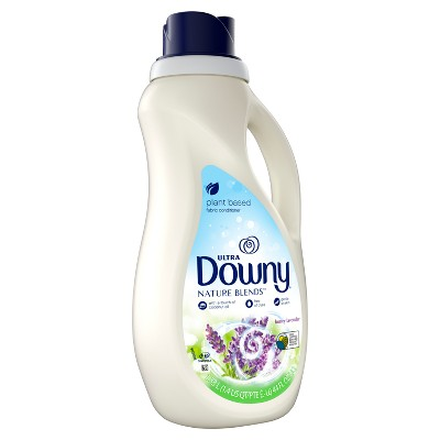 Fabric Softener: Downy Nature Blends