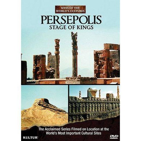 Persepolis: Stage of Kings Sites of the World's Cultures (DVD) - image 1 of 1