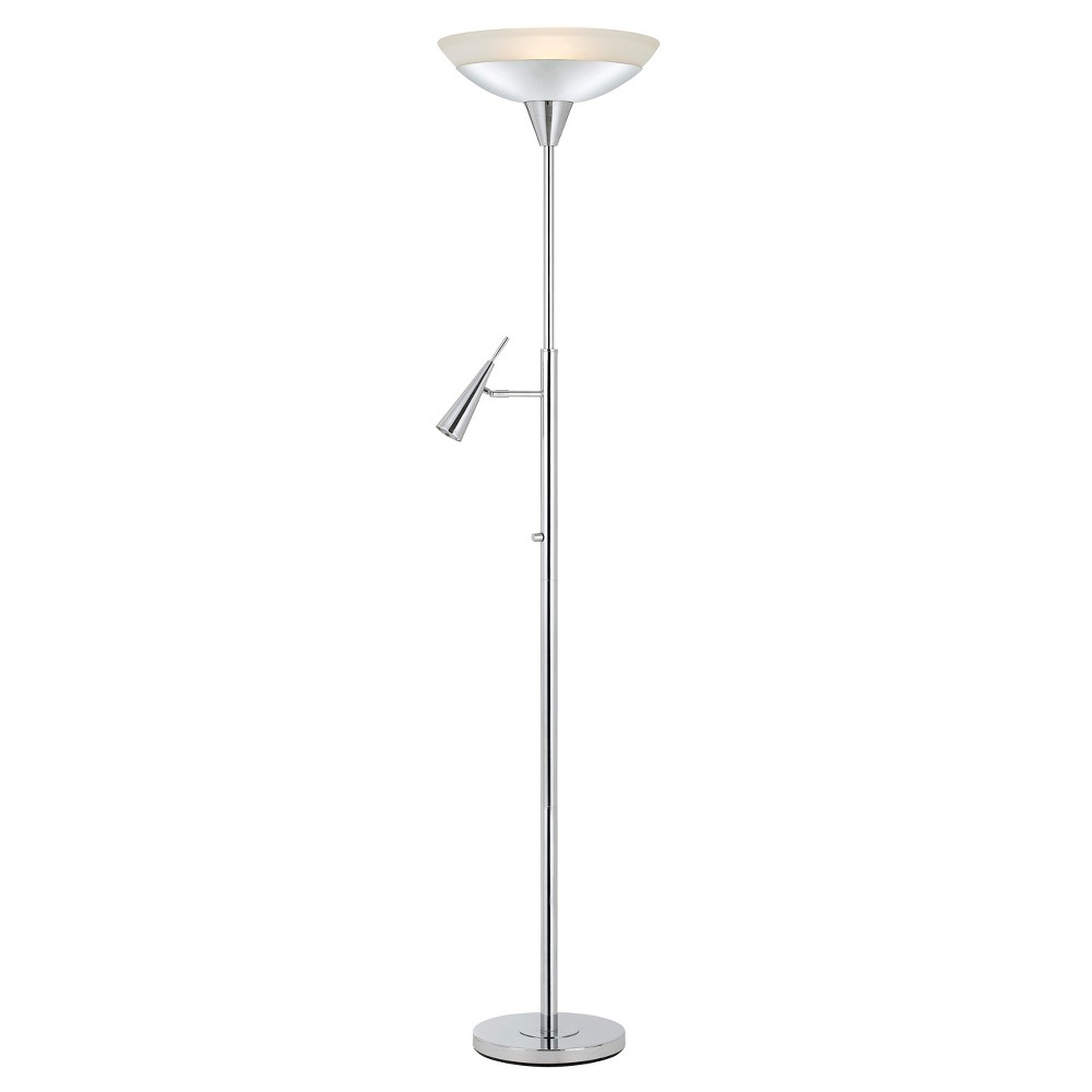 Cal Lighting Led Torchiere (Lamp Includes Energy Efficient Light Bulb)