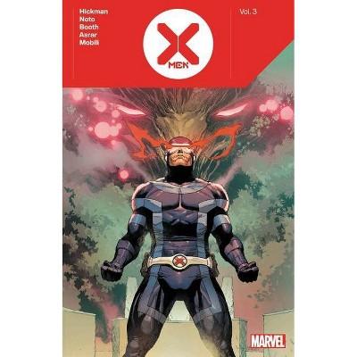 X-Men by Jonathan Hickman Vol. 3 - by  Benjamin Percy (Paperback)