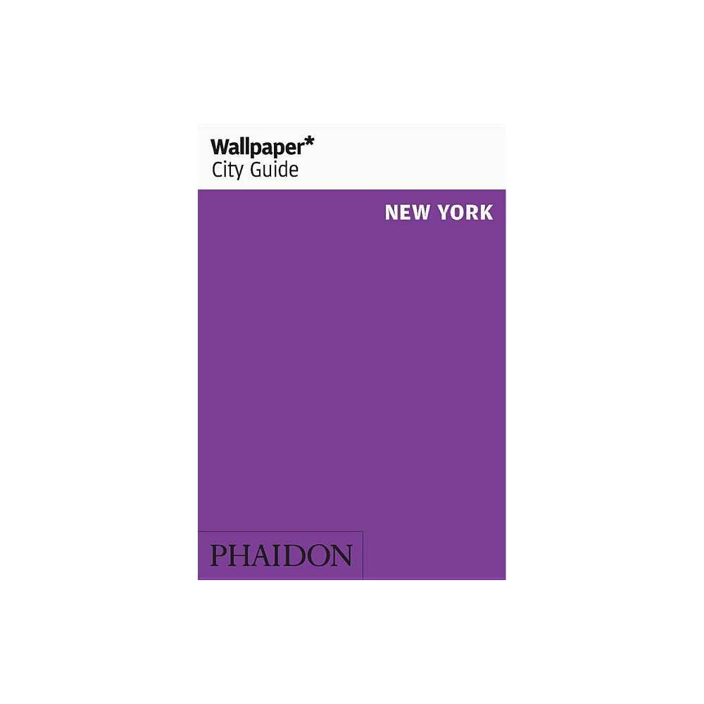 ISBN 9780714877679 product image for Wallpaper* City Guide New York - (Paperback) | upcitemdb.com