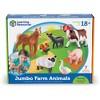 Learning Resources Jumbo Farm Animals - image 3 of 3