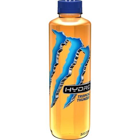 Monster Hydro Tropical Thunder Energy Drink - 25.4 fl oz Bottle - image 1 of 1