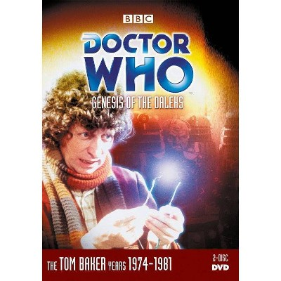Dr. Who: Genesis of the Daleks (DVD)(2019)
