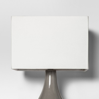 Rectangle Large Lamp Shade White - Project 62™
