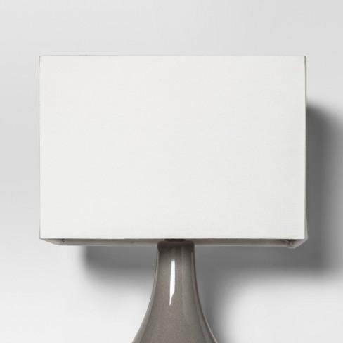 Rectangular Lamp Shades