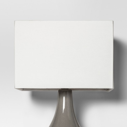 Rectangle Lamp Shade White Project 62
