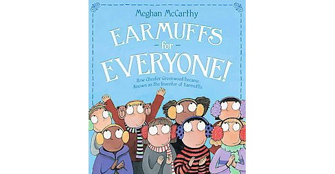 Earmuffs for Everyone! (Hardcover) - image 1 of 1