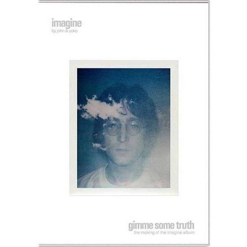 John Lennon Yoko Ono Imagine Gimme Some Truth Dvd 2018 Target