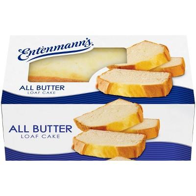 Entenmann's Loaf All Butter - 11.45oz