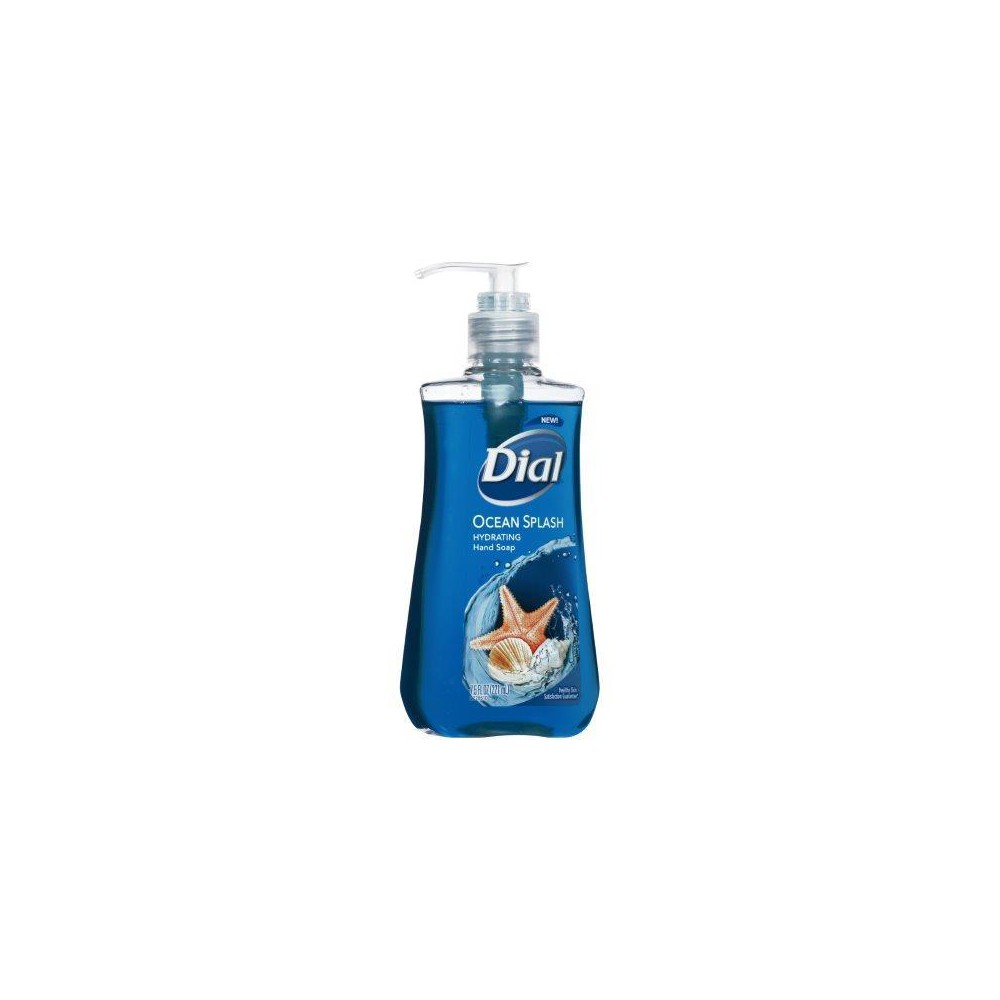 Dial Ocean Splash Liquid Hand Soap - 7.5oz