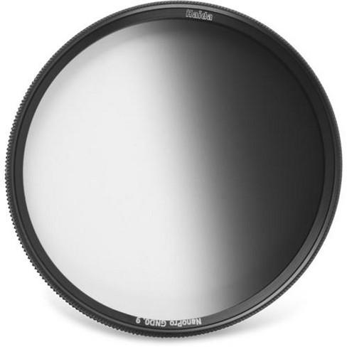Haida 72mm NanoPro MC Soft Grad 8x (0.9) 3-Stop Neutral Density Multi Coated Glass Filter - image 1 of 1