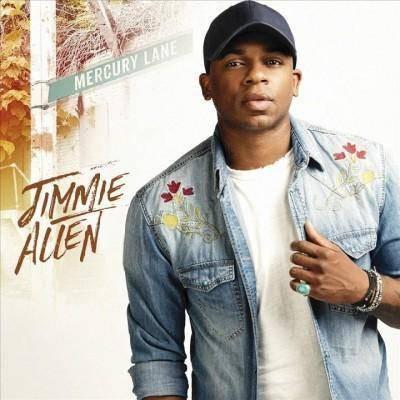 Jimmie Allen Mercury Lane (CD)