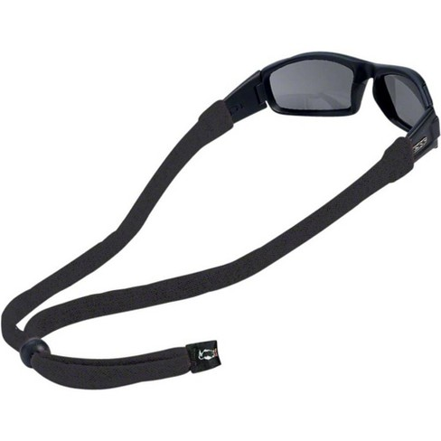 Chums Original Cotton Eyewear Retainer Large End Black Sold Individually - image 1 of 1
