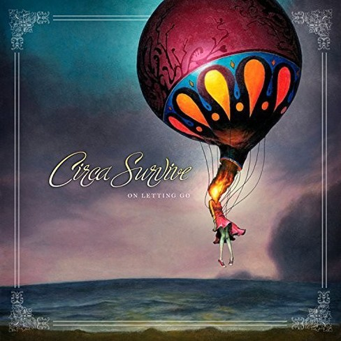 Circa Survive - On Letting Go:Deluxe Ten Year Edition (Vinyl) - image 1 of 1
