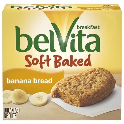 Breakfast & Cereal Bars: belVita Soft Baked