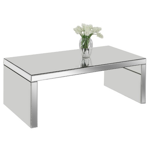Coffee Table - Silver - EveryRoom - image 1 of 2