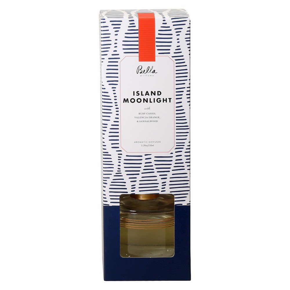 Reed Diffuser Island Moonlight - Bella by Illume
