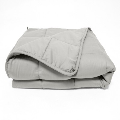 Quilted Cotton Weighted Blanket by Blue Nile Mills